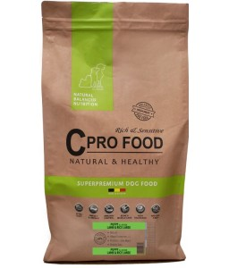 CPRO FOOD - PUPPY LAMB - 12KG