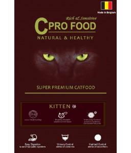 C PRO FOOD - KITTEN - 3KG