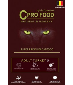 C PRO FOOD - ADULT TURKEY -...