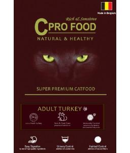 C PRO FOOD - ADULT TURKEY - 9KG