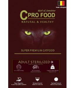 C PRO FOOD - ADULT STERILIZED