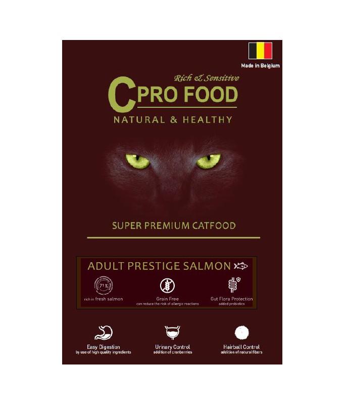 C PRO FOOD - ADULT PRESTIGE SALMON - 9KG