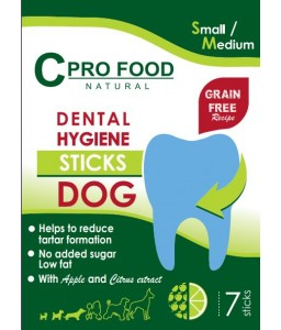 C PRO FOOD DENTAL HYGIENE...