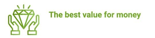 Meilleur rapport qualité prix
